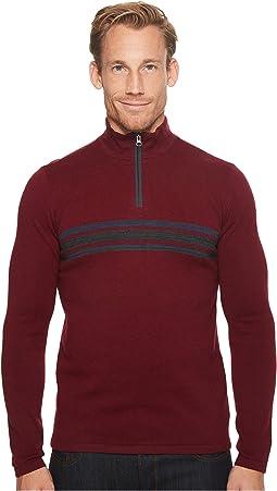 Prana - Holberg 1/4 Zip Sweater
