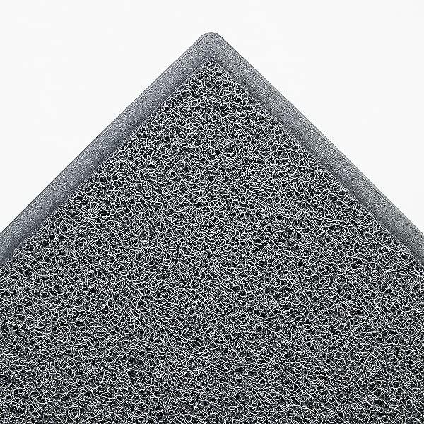 3M 34838 Dirt Stop Scraper Mat Polypropylene 36 X 60 Slate Gray