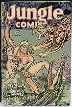 Jungle Comics #139 - Version 1