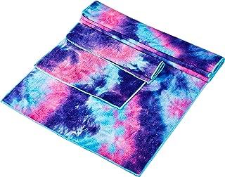 Hot Yoga Towel, Non-Slip Yoga Mat Towel, Perfect Microfiber Towel Sweat Absorbent for Yoga and Pilates