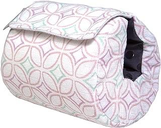 Summer Muslin Carry Cushion, Medallion Days