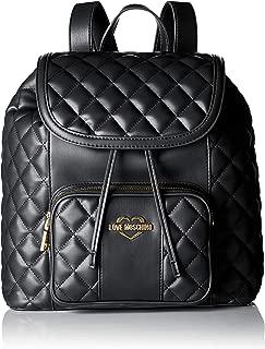Women's Borsa Quilted Nappa Pu Backpack Handbag