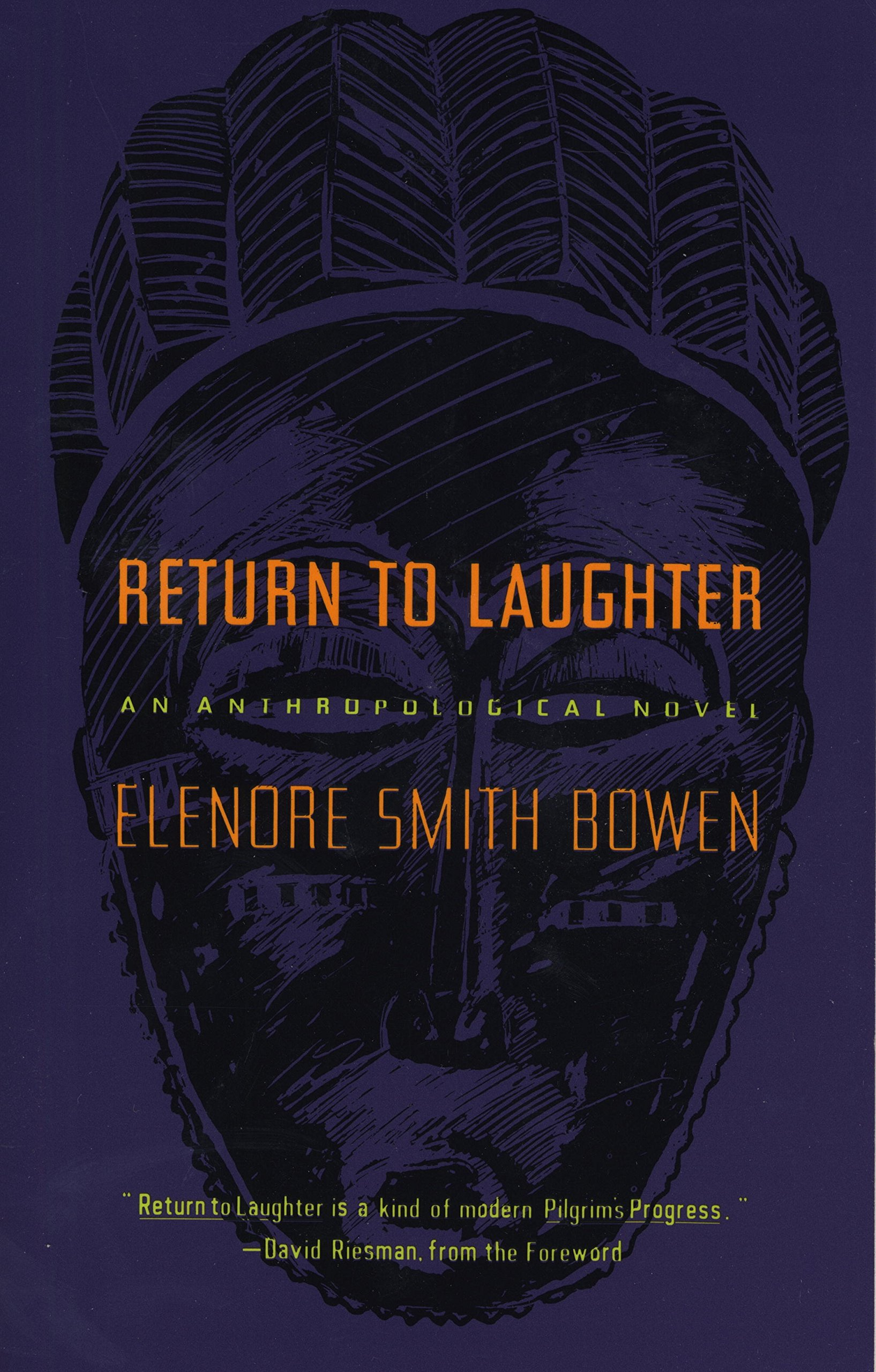 Image OfReturn To Laughter: An Anthropological Novel (The Natural History Library)