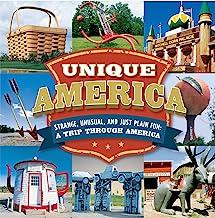 Download Unique America - Strange, Unusual, and Just Plain Fun: A Trip Through America PDF