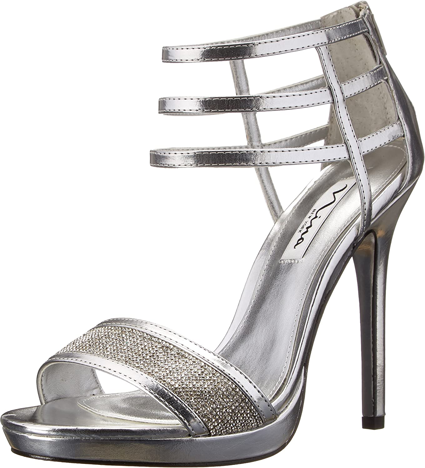 Nina Women's Fable-YY Dress Cash Max 54% OFF special price Sandal