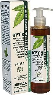 DAN Pharm CHEREDA Herbal Treatment Liquid Soapless Soap For Delicate Skin