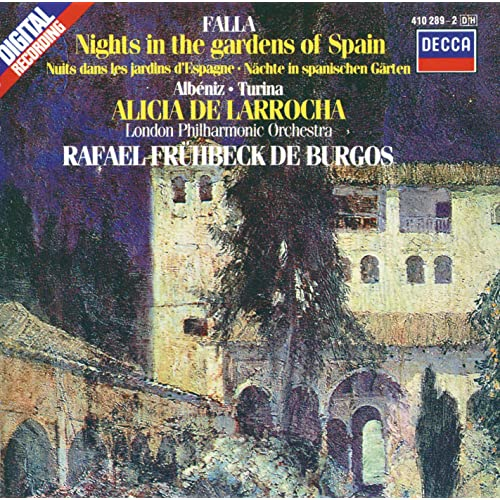 Amazon.com: Nights In The Gardens Of Spain - 2. Danza Lejana ...