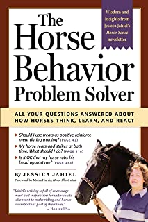 Horse Behavior Problem Solver