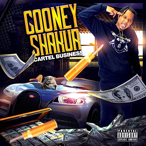 Cartel Business [Explicit] by Gooney Shakur on Amazon Music ...