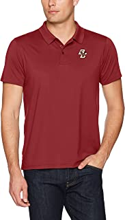 NCAA Men's OTS Sueded Short Sleeve Polo Shirt