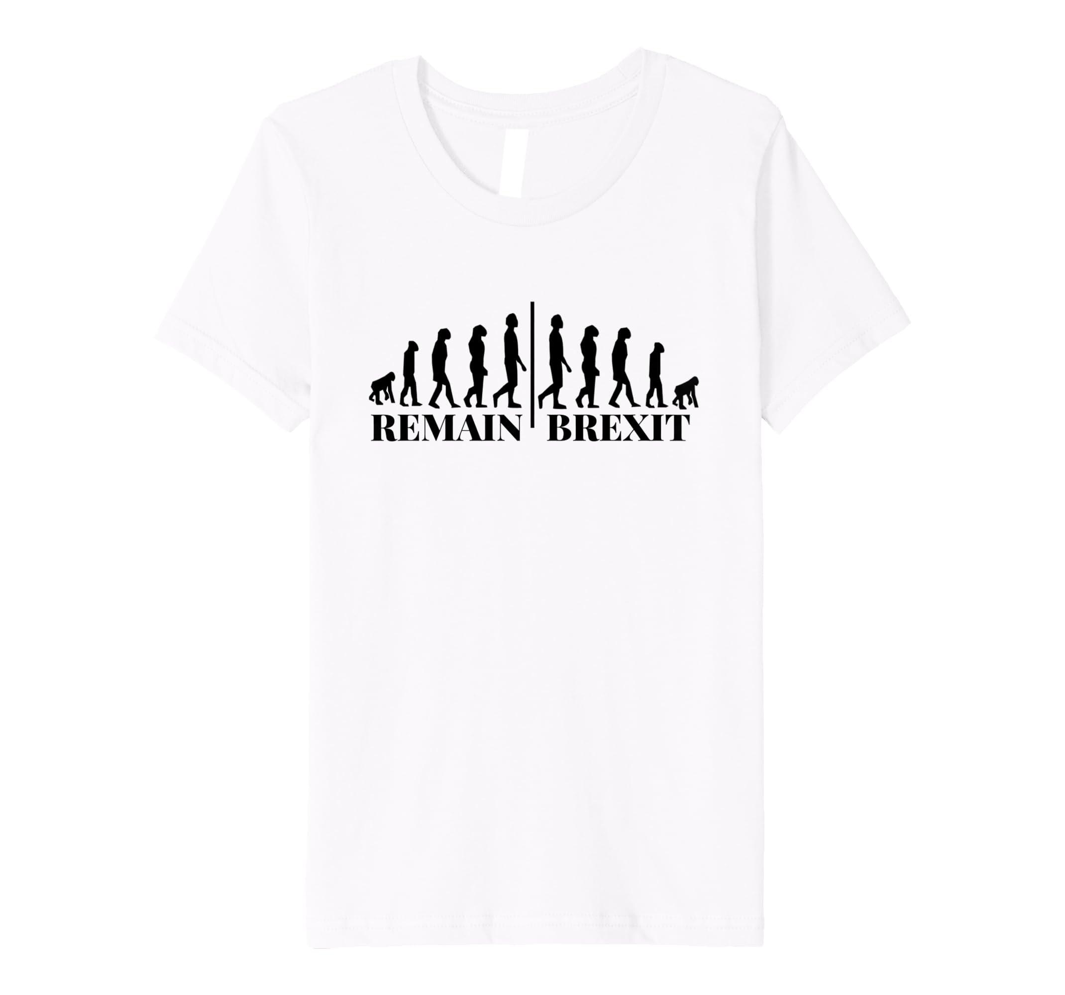 540e30e9 Brexit T Shirt Remainer Anti Brexiteer Pro EU Top: Amazon.co.uk: Clothing
