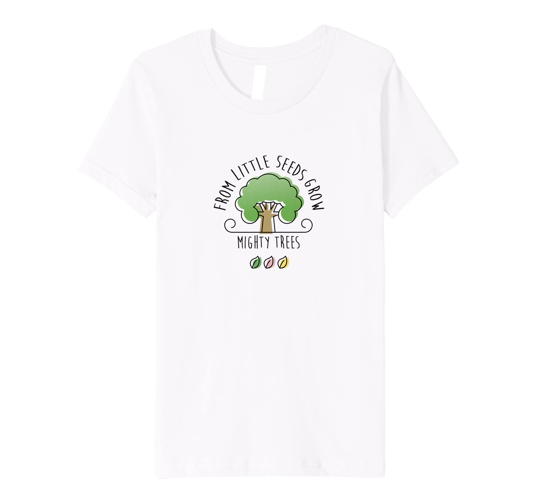 Amazoncom From Little Seeds Grow Mighty Trees Back To School