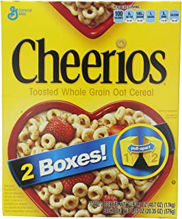 Best cheerios toasted whole grain oat cereal Reviews