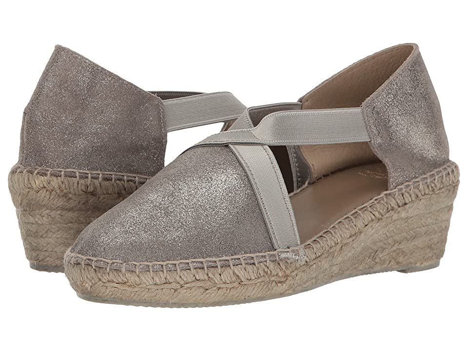 Andre Assous Conner (Pewter Brushed Suede) Women