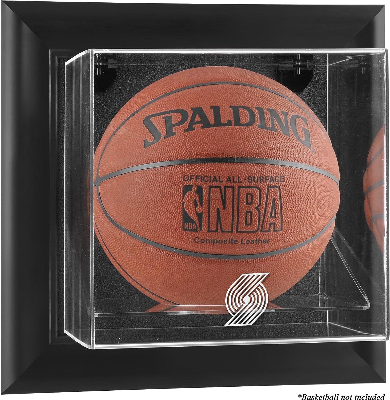 Sports Memorabilia Portland Trail Branded goods Blazers Wall-Moun outlet Framed Black