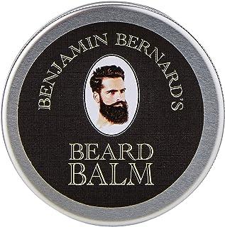 Bartbalsam für Männer zur Bartpflege – Bartpomade – Beard Balm von Benjamin..