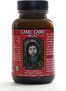 Camu-Camu Mega C 500mg Wild Crafted Amazon Therapeutic Laboratories 60 VCaps