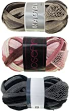 Best ruffle scarf yarn brands Reviews