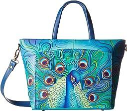 Anuschka Handbags Large Organizer Tote 635