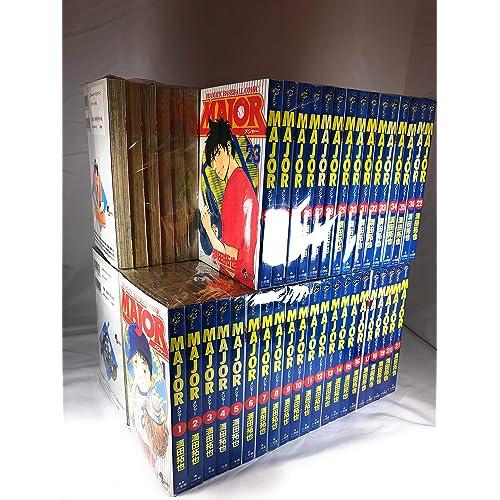 MAJOR(メジャー) 全78巻完結セット (少年サンデーコミックス) [マーケットプレイスセット]