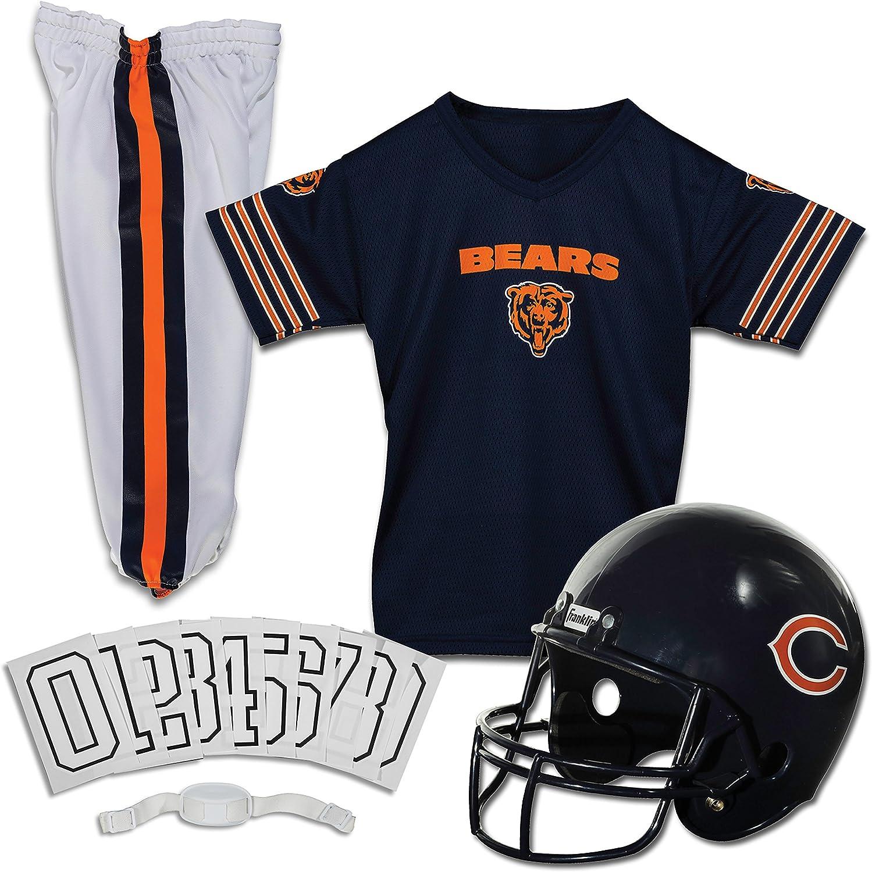 Franklin Sports Chicago Bears Kids Football Yo - Uniform Over item handling ☆ At the price of surprise Set NFL