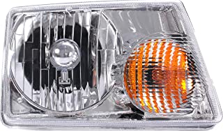 Dorman 1590285 Passenger Side Headlight Assembly For Select Ford Models