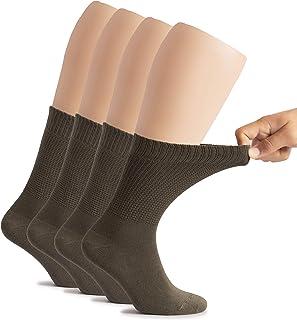 Hugh Ugoli womens Bamboo No Show Liner Socks Seamless Toe Lo