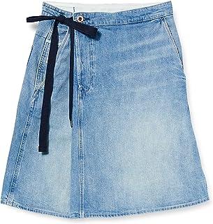 G-Star Raw dames rok Lintell Wrap Skirt