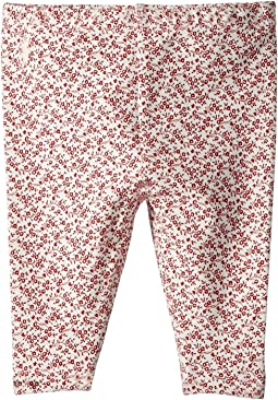 Ralph Lauren Baby - Floral Stretch Cotton Leggings (Infant)