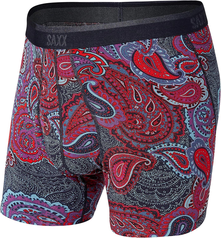 Cheap bargain discount SAXX Underwear Men's Boxer Briefs Men's PLATINUM – Und