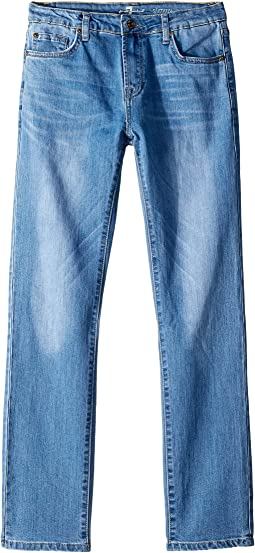 Airweft Denim Slimmy Stretch Denim Jeans in Synergy (Big Kids)