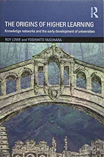 The Origins of Higher Learning: Knowledge networks and the early development of universities