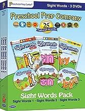 Preschool Prep Series: Sight Words Pack