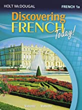Discovering French Today: Student Edition Level 1A 2013 (French Edition)