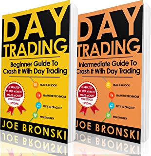 DAY TRADING for BEGINNERS: Basic and Intermediate Guide to Crash It with Day Trading - Day Trading Bible (Day Trading, Sto...