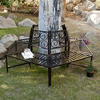 Amazon Com Small Size Benches Patio Seating Patio Lawn Garden