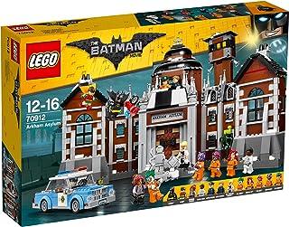 LEGO The Batman Movie Arkham Asylum, Multi-Colour, 70912