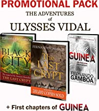 PROMOTIONAL PACK: The Last Crypt & Black City (The Adventures of Ulysses Vidal)