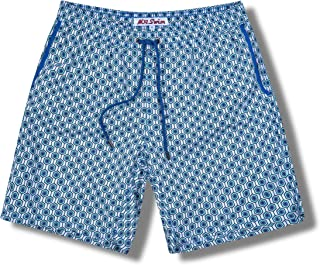 Mr. Swim Men's Swim Trunks with Mesh Lining - Swimsuit & Swimshorts - Quick Dry Swimming Bathing Suit with Pockets