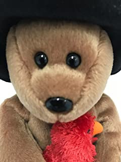 Ty Beanie Baby - Plymouth the Bear