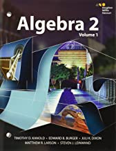 Best algebra 2 volume 1 houghton mifflin harcourt Reviews