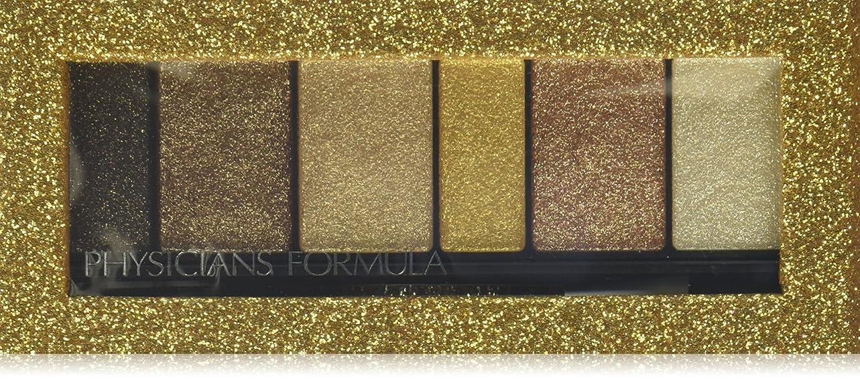 ソブリケット失望苗フィジシャンズフォーミュラ シマーストリプス アイシャドウ&ライナー Gold Nude (3.4g)