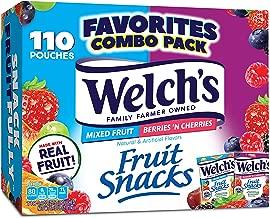 Welch's Fruit Snacks Mixed Fruit & Berries n Cherries...