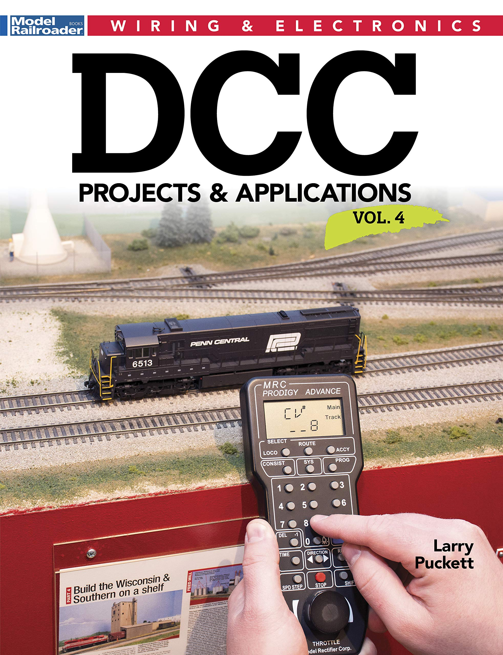 Image OfDCC Projects & Applications V4 (Model Railroader Wiring & Electronics)