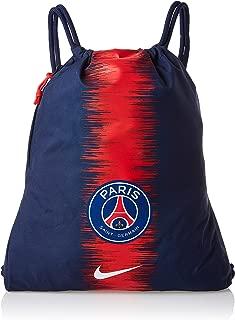 Nike Stadium Paris Saint Germain Gym Sack For Unisex - NKBA5419-421 (Multicolour (Midnight Navy/White))