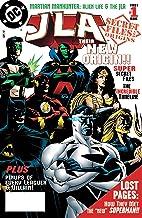 JLA: Secret Files & Origins #1 (DC Secret Files)