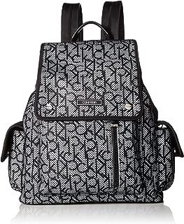 calvin klein white backpack