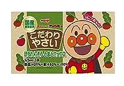 [冷蔵] 明治それいけ! アンパンマンのこだわりやさい ほうれんそうとまとミックス【国産野菜使用】 125ml×3本