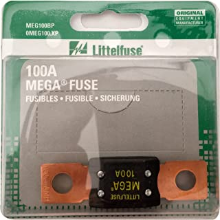 Littelfuse MEG100XP MEGA Slo-Blo Automotive Bolt-Down Fuse