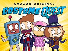 Costume Quest - Season 1, Part 1